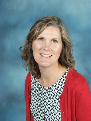 Susan Webster, Principal