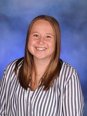 Anna Boyle, 1st grade IA, Holy Family Kirkland School